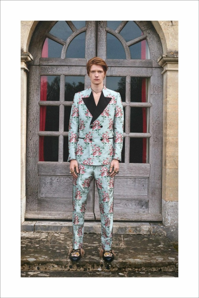 Baby, Let's Cruise Away From Here. . . GUCCI Men's Cruise 2017