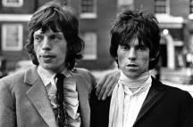 The Eye of Faith {Vintage} - E.O.F. Style Idol- Keith Richards w-jagger-bad ass babes