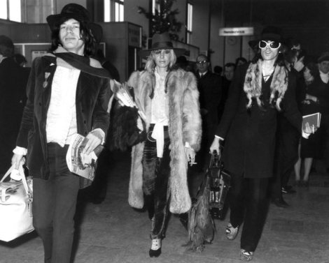 The Eye of Faith {Vintage} - E.O.F. Style Idol- Keith Richards w-jagger-pallenberg