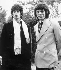 The Eye of Faith {Vintage} - E.O.F. Style Idol- Keith Richards w-mick jagger- bro stars