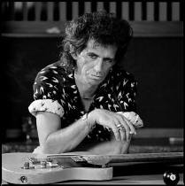The Eye of Faith {Vintage} - E.O.F. Style Idol- Keith Richards -wicked cool