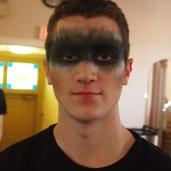 The Eye of Faith TAROT- Male Makeup Looks by Brandon McIlvenna
