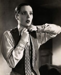 jessie-matthews-in-first-a-girl-1935-man-i-feel-like-a-woman-vintage-style-inspiration-the-eye-of-faith-bad-ass-androgyny