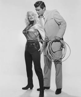 mamie-van-doren-and-jeff-richards-1958-born-reckless
