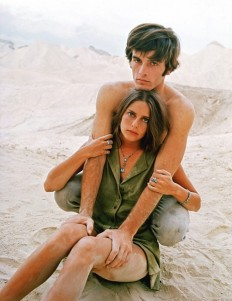 BLOW IT UP - ANTONIONI'S ZABRISKIE POINT- ULTIMATE SUMMER STYLE INSPIRATION- THE EYE OF FAITH VINTAGE BLOG- BAD ASS BEAUTY- DARIA HALPRIN : MARK FRECHETTE