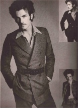 Mark Frechette Vogue November 15, 1969-2
