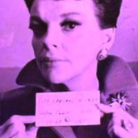 +RARE+ JUDY GARLAND'S 'VALLEY OF THE DOLLS' WARDROBE SCREEN TEST
