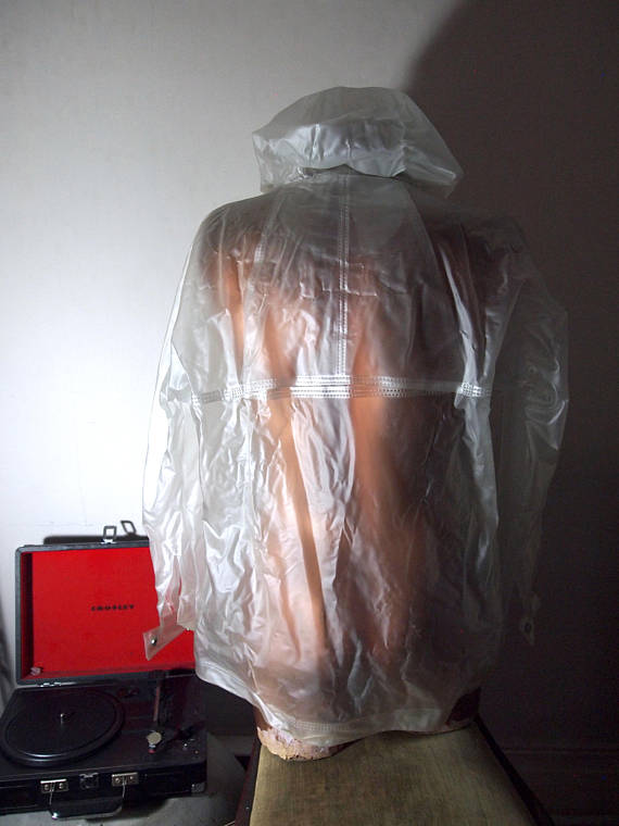 we like to party- the eye of faith vintage- blog-online store-calvin klein clear pvc poncho 4