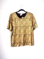 we like to party- the eye of faith vintage- blog-online store- gold metallic party shirt 2