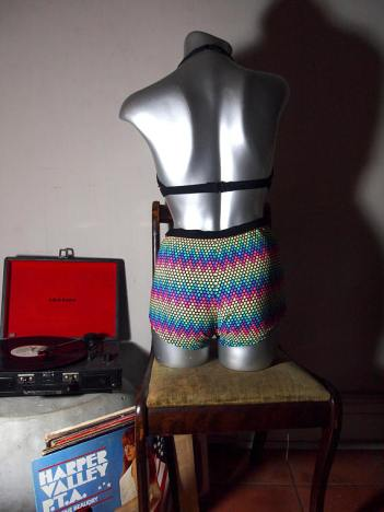 we like to party- the eye of faith vintage- blog-online store- jantzen southside rainbow bathing suit 3