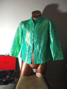 we like to party- the eye of faith vintage- blog-online store-linda lundstrom holographic party jacket-1