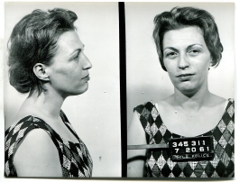 BAD ASS BEAUTY - THE EYE OF FAITH VINTAGE BLOG - MUGSHOT MAKEUP & HAIR INSPIRATION-11