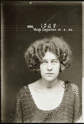 BAD ASS BEAUTY - THE EYE OF FAITH VINTAGE BLOG - MUGSHOT MAKEUP & HAIR INSPIRATION-12