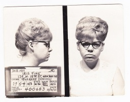 BAD ASS BEAUTY - THE EYE OF FAITH VINTAGE BLOG - MUGSHOT MAKEUP & HAIR INSPIRATION-16