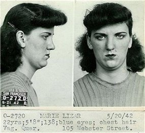 BAD ASS BEAUTY - THE EYE OF FAITH VINTAGE BLOG - MUGSHOT MAKEUP & HAIR INSPIRATION-17