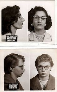BAD ASS BEAUTY - THE EYE OF FAITH VINTAGE BLOG - MUGSHOT MAKEUP & HAIR INSPIRATION-23