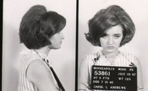 BAD ASS BEAUTY - THE EYE OF FAITH VINTAGE BLOG - MUGSHOT MAKEUP & HAIR INSPIRATION-24