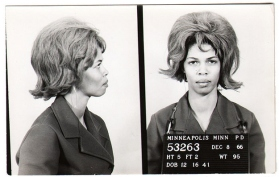 BAD ASS BEAUTY - THE EYE OF FAITH VINTAGE BLOG - MUGSHOT MAKEUP & HAIR INSPIRATION- 32