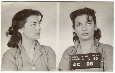 BAD ASS BEAUTY - THE EYE OF FAITH VINTAGE BLOG - MUGSHOT MAKEUP & HAIR INSPIRATION- 33