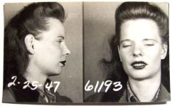BAD ASS BEAUTY - THE EYE OF FAITH VINTAGE BLOG - MUGSHOT MAKEUP & HAIR INSPIRATION- 34