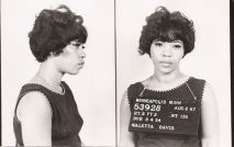 BAD ASS BEAUTY - THE EYE OF FAITH VINTAGE BLOG - MUGSHOT MAKEUP & HAIR INSPIRATION-36