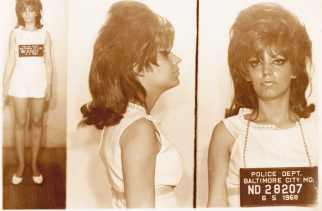 BAD ASS BEAUTY - THE EYE OF FAITH VINTAGE BLOG - MUGSHOT MAKEUP & HAIR INSPIRATION-46