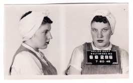 BAD ASS BEAUTY - THE EYE OF FAITH VINTAGE BLOG - MUGSHOT MAKEUP & HAIR INSPIRATION-6