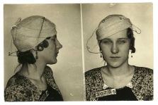 BAD ASS BEAUTY - THE EYE OF FAITH VINTAGE BLOG - MUGSHOT MAKEUP & HAIR INSPIRATION-7