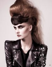 ROCKABILLY BOUFFANT BEAUTY