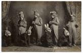 25 WEIRD CREEPY HALLOWEEN COSTUMES PHOTOS- THE EYE OF FAITH VINTAGE BLOG 1