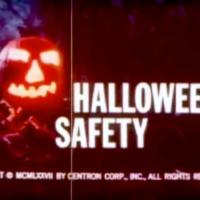 SAFTEY FIRST: Weird Vintage 1977 Halloween PSA