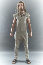 The Eye of Faith- Fashion Design- Corduroy Coverall