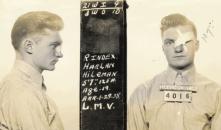 35 VINTAGE MENS MUGSHOT HAIR INSPIRATIONS- The Eye of Faith Vintage Blog - 1