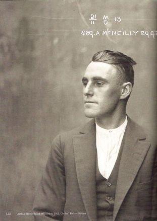 35 VINTAGE MENS MUGSHOT HAIR INSPIRATIONS- The Eye of Faith Vintage Blog - 11
