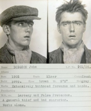 35 VINTAGE MENS MUGSHOT HAIR INSPIRATIONS- The Eye of Faith Vintage Blog - 23