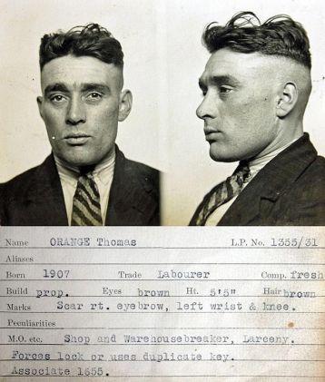 35 VINTAGE MENS MUGSHOT HAIR INSPIRATIONS- The Eye of Faith Vintage Blog - 26