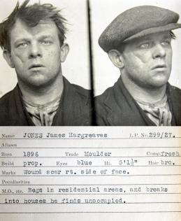 35 VINTAGE MENS MUGSHOT HAIR INSPIRATIONS- The Eye of Faith Vintage Blog - 6