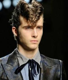 35 VINTAGE MENS MUGSHOT HAIR INSPIRATIONS- The Eye of Faith Vintage Blog - High Fashion Rockabilly