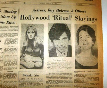 DING DONG CHARLES MANSON IS DEAD- THE EYE OF FAITH VINTAGE BLOG - HEADLINES 12