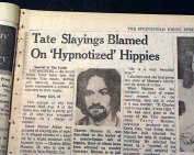 DING DONG CHARLES MANSON IS DEAD- THE EYE OF FAITH VINTAGE BLOG - HEADLINES 18