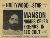 DING DONG CHARLES MANSON IS DEAD- THE EYE OF FAITH VINTAGE BLOG - HEADLINES 6