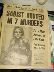 DING DONG CHARLES MANSON IS DEAD- THE EYE OF FAITH VINTAGE BLOG - HEADLINES 7