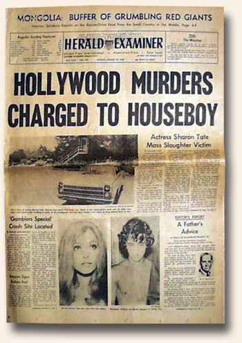 DING DONG CHARLES MANSON IS DEAD- THE EYE OF FAITH VINTAGE BLOG - HEADLINES 8