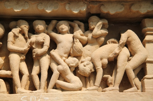 The Eye of Faith Vintage Blog Shop- khajuraho sex temple india- could ya kama sutra 3