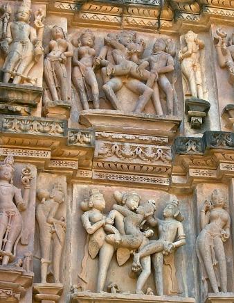 The Eye of Faith Vintage Blog Shop- khajuraho sex temple india- could ya kama sutra 5