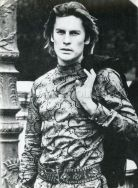 E.O.F. STYLE IDOL - HELMUT BERGER - THE EYE OF FAITH VINTAGE STYLE BLOG- Bohemian God