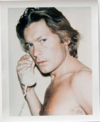 E.O.F. STYLE IDOL - HELMUT BERGER - THE EYE OF FAITH VINTAGE STYLE BLOG- by Andy Warhol