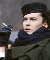 E.O.F. STYLE IDOL - HELMUT BERGER - THE EYE OF FAITH VINTAGE STYLE BLOG- Dandy Ludwig