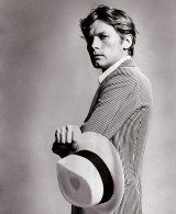 E.O.F. STYLE IDOL - HELMUT BERGER - THE EYE OF FAITH VINTAGE STYLE BLOG- Dapper Bad Ass Gatsby Chic