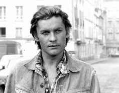 E.O.F. STYLE IDOL - HELMUT BERGER - THE EYE OF FAITH VINTAGE STYLE BLOG- Denim and Plaid